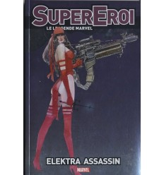 Supereroi Le Leggende Marvel 049 - Elektra Assassin