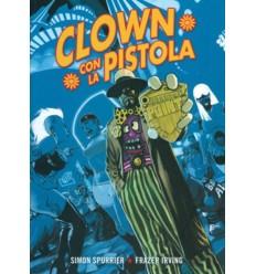 Clown Con La Pistola