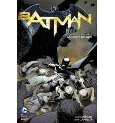 Batman Hc 001 - La Corte Dei Gufi