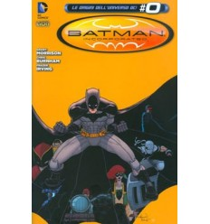 BATMAN INC 003 VAR