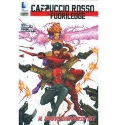 Cappuccio Rosso E I Fuorilegge 001