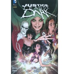 Justice League Dark 001
