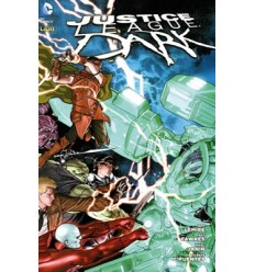 Justice League Dark 005 Horror City