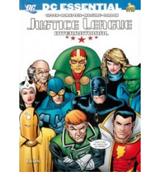 Justice League International 001