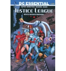 Justice League International 003