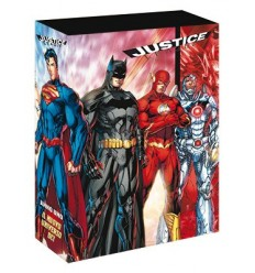 Justice League New 52 Cofanetto 01 R3