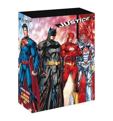 Justice League New 52 Cofanetto 01 R3