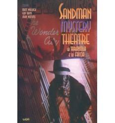 Sandman Mystery Theatre 001 - La Tarantola