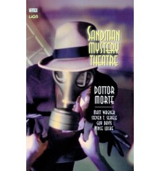 Sandman Mystery Theatre 004 - Dottor Morte