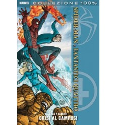 Spider-Man & I Fantastici Quattro - 100% Marvel