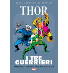 Thor I Tre Guerrieri - Marvel Gold