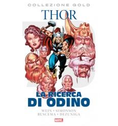 Thor La Ricerca Di Odino - Marvel Gold