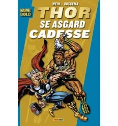 Thor Se Asgard Cadesse - Marvel Gold