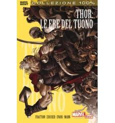 Thor Le Ere Del Tuono - 100% Marvel Best