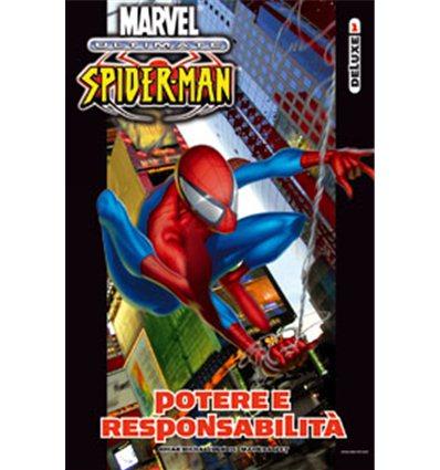 Ultimate Spider-Man Deluxe 001 R - Potere E Responsabilita'