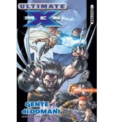 Ultimate X-Men Deluxe 001 R - Gente Di Domani