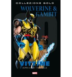 Wolverine/Gambit Vittime - Marvel Gold
