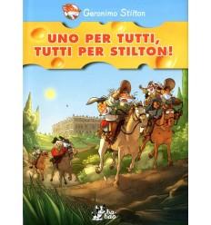 Geronimo Stilton - Uno Per Tutti, Tutti Per Stilton