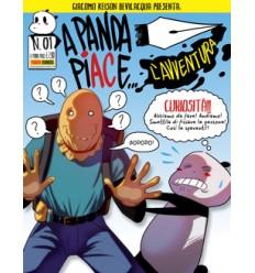 A Panda Piace L'Avventura 001 - Curiosità