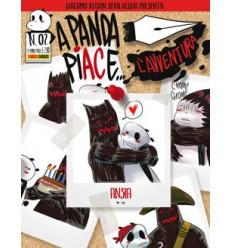 A Panda Piace L'Avventura 002 - Ansia e Io
