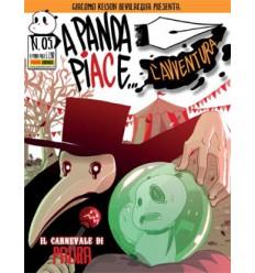 A Panda Piace L'Avventura 005 - Il Carnevale Di Paura