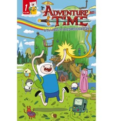 Adventure Time 001