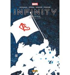 Marvel Miniserie 150 - Infinity 006 Cover Gemma