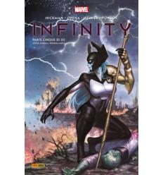 Marvel Miniserie 149 - Infinity 005 Cover Generali
