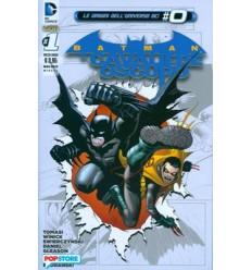 Batman Il Cavaliere Oscuro 001