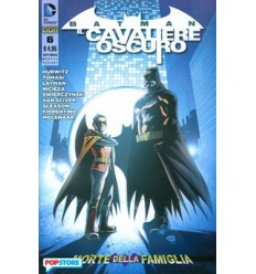 Batman Il Cavaliere Oscuro 006