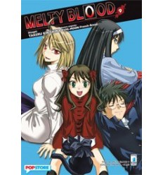 Melty Blood 009