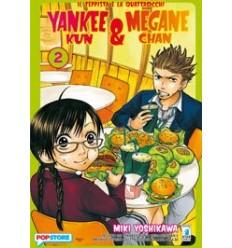 Yankee-Kun & Megane-Chan 002