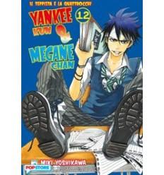 Yankee-Kun & Megane-Chan 012