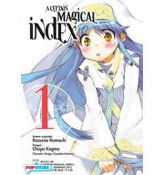 A Certain Magical Index 001