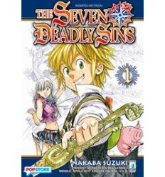 The Seven Deadly Sins 001