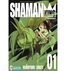 Shaman King Perfect Edition 001