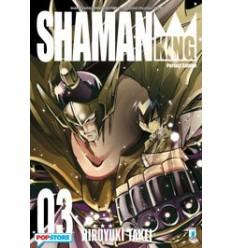 Shaman King Perfect Edition 003