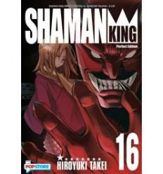 Shaman King Perfect Edition 016