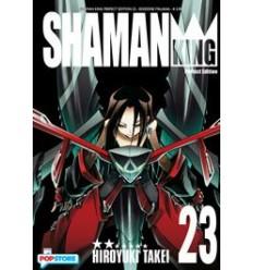 Shaman King Perfect Edition 023