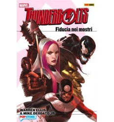 THUNDERBOLTS BY WARREN ELLIS & MIKE DEODATO JR.