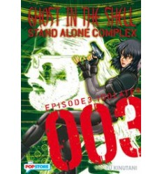 Ghost In The Shell - Stand Alone Complex 003