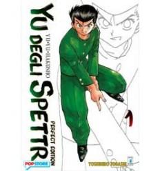 Yu Degli Spettri Perfect Edition 001