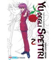 Yu Degli Spettri Perfect Edition 002