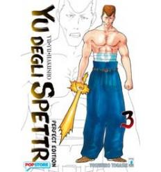 Yu Degli Spettri Perfect Edition 003