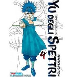 Yu Degli Spettri Perfect Edition 004
