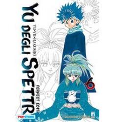 Yu Degli Spettri Perfect Edition 006
